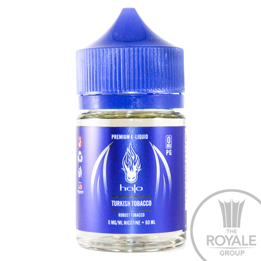 Halo E-Juice - Turkish Tobacco