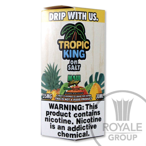 Tropic King Salt E-Juice - Maui Mango
