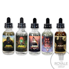 ANML Unleashed E-Juice - Grizzly
