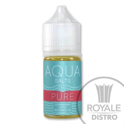 AQUA Salt E-Liquid - Pure