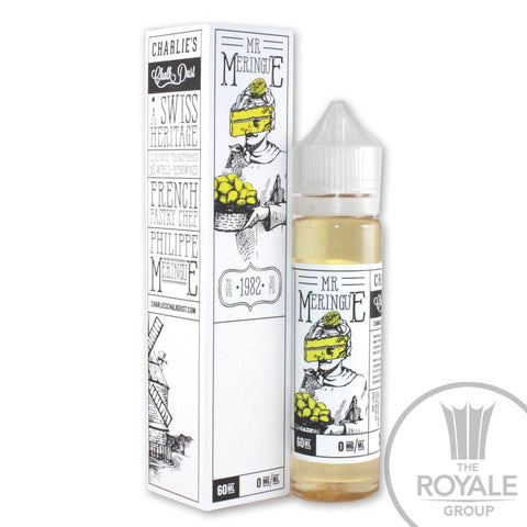 Meringue E-Juice - Mr. Meringue