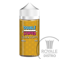 Double Stuffed E-Juice - Golden Stuff'd