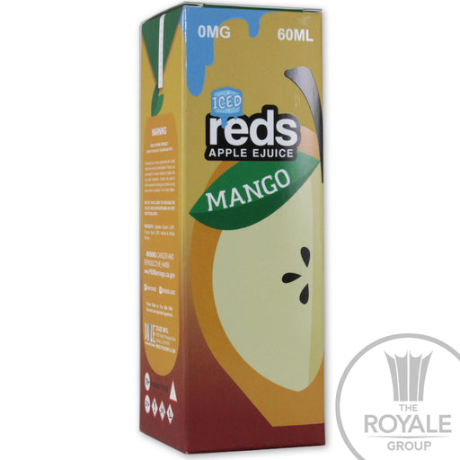 Red's Apple E-Juice - Iced Mango