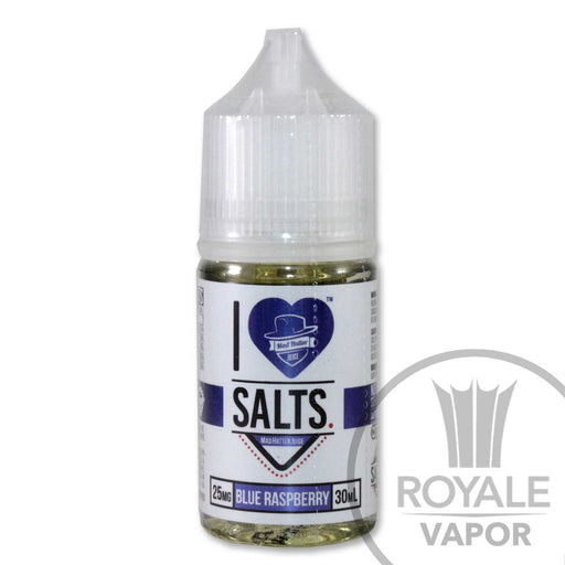 I Love Salts E-Juice - Blue Raspberry