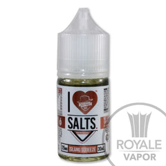 I Love Salts E-Juice - Island Squeeze
