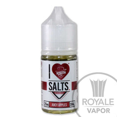 I Love Salts E-Juice - Juicy Apples