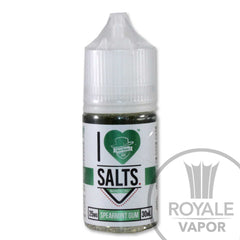 I Love Salts E-Juice - Spearmint Gum