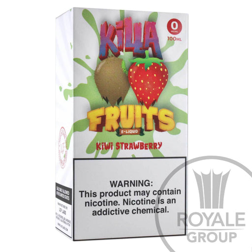 Killa Fruits E-Juice - Kiwi Strawberry