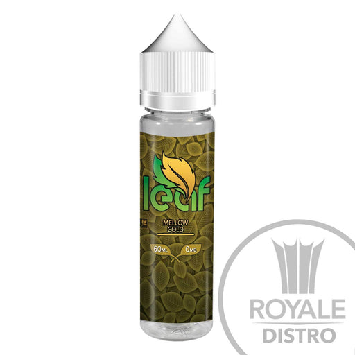 Leaf Salt E-Juice - Mellow Gold
