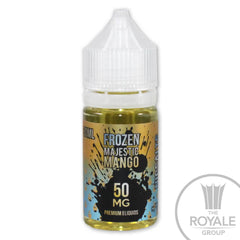 Mighty Salt E-Juice - Frozen Majestic Mango