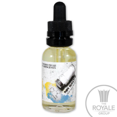 Mr. Salt-E E-Juice - Blue Razz Lemonade