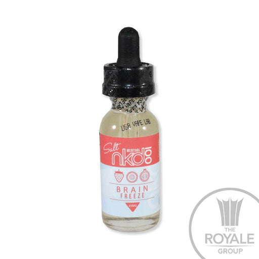 Naked 100 Salt E-Liquid - Brain Freeze