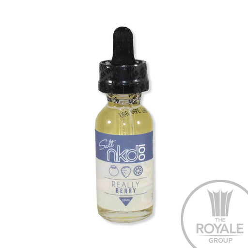 Naked 100 Salt E-Liquid - Really Berry