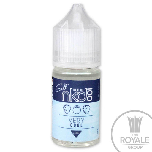 Naked 100 Salt E-Liquid - Very Cool