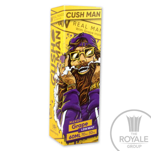 Cush Man E-Juice - Mango Grape