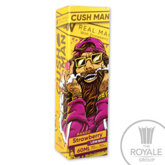 Cush Man E-Juice - Mango Strawberry