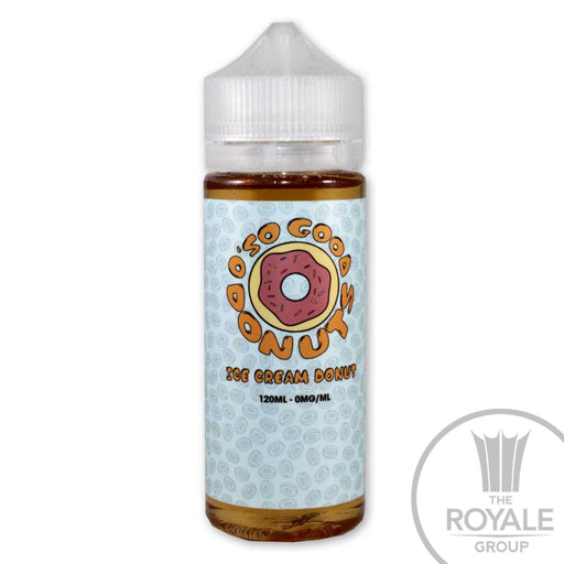 O'So Good E-Juice - Ice Cream Donut