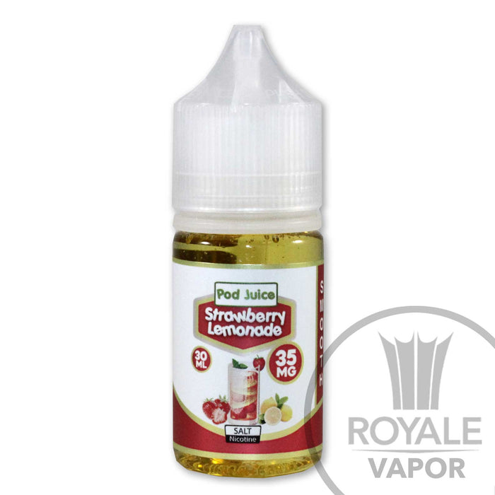 Pod Juice - Strawberry Lemon