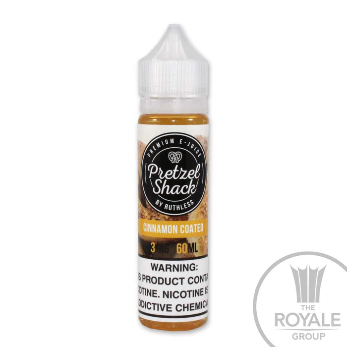 Pretzel E-Juice - Cinnamon Coated