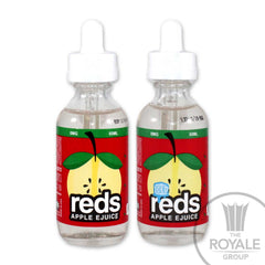 red's Apple E-Juice - Apple