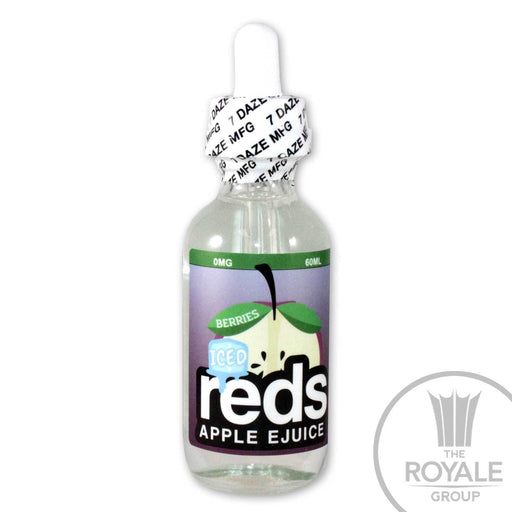 red's Apple E-Juice - Iced Berries