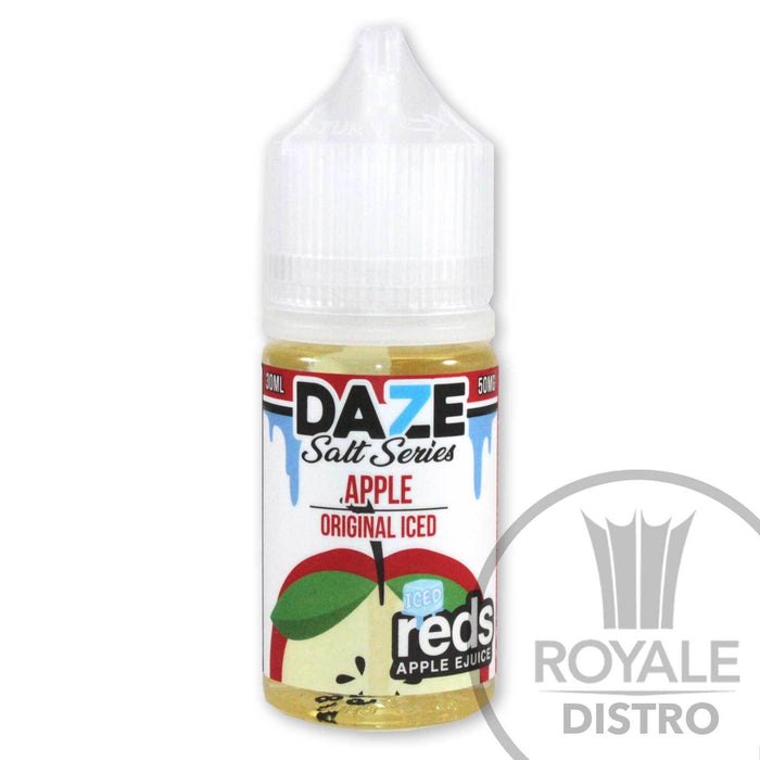 red's Apple Salt E-Juice - Iced Apple