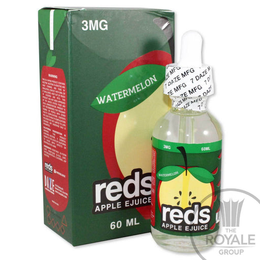 red's Apple E-Juice - Watermelon