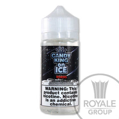 Candy King E-Juice - Worms on Ice