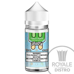 Fruit Pops Salt  E-Juice - Frosted Papple