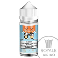 Fruit Pops Salt E-Juice - Polar Peach