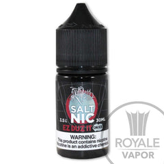 Ruthless Salt E-Juice - Ez Duz It On Ice