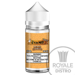 The Stand Salt E-Juice - Peach Lemonade