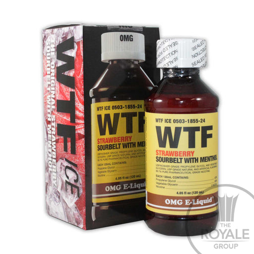 OMG E-Juice - WTF ON ICE