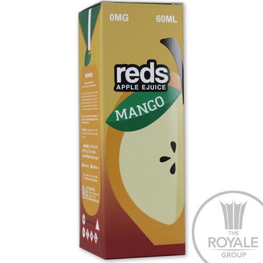 Red's Apple E-Juice - Mango