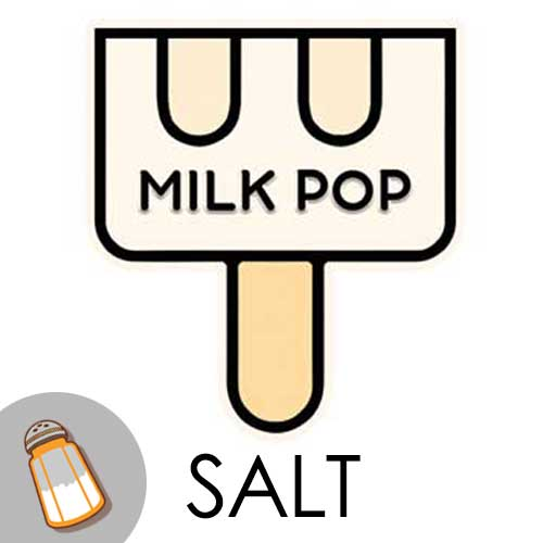 Milk Pop Salt