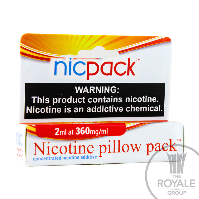 NicPack - Concentrated Nicotine Additive