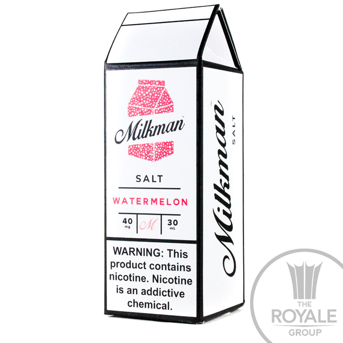 Milkman Salt E-Juice - Watermelon