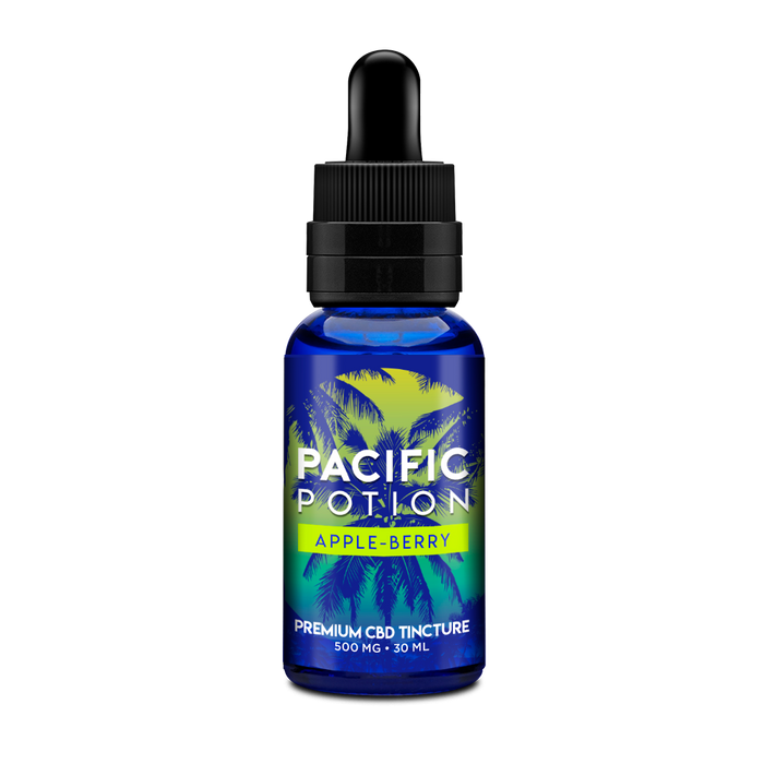 Pacific Potion Tincture CBD