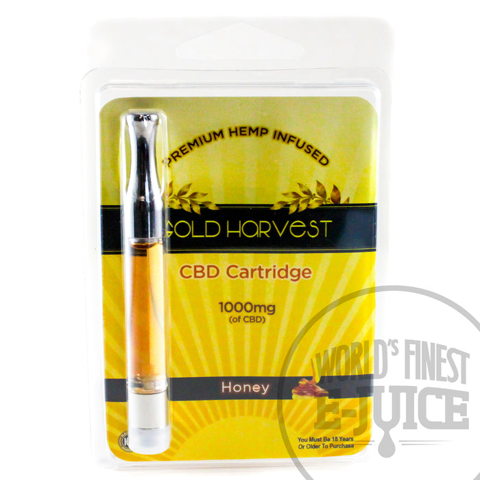 Gold Harvest - CBD Cartridge