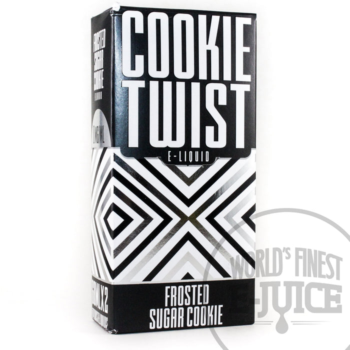 Cookie Twist E-Juice - Frosted Sugar Cookie
