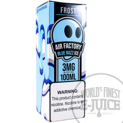 Air Factory E-Juice - Blue Razz Ice