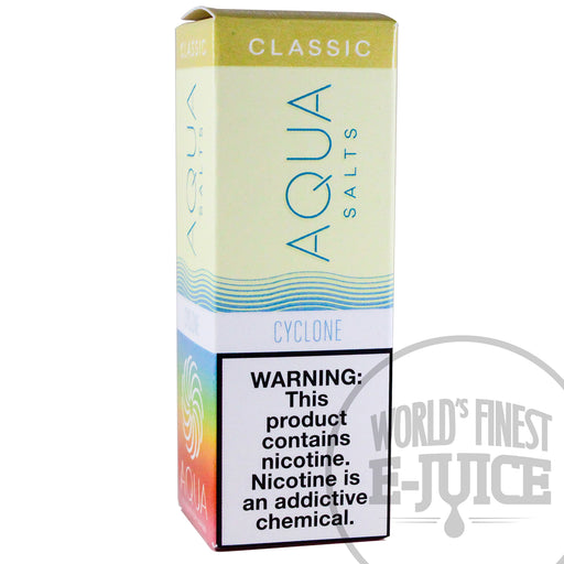 AQUA Salt E-Liquid - Cyclone