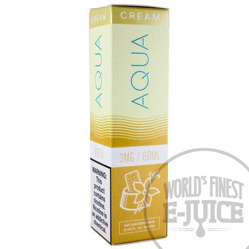 AQUA Cream E-Juice - Vortex