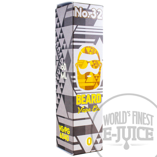 Beard Vape Co. E-Juice - No. 32