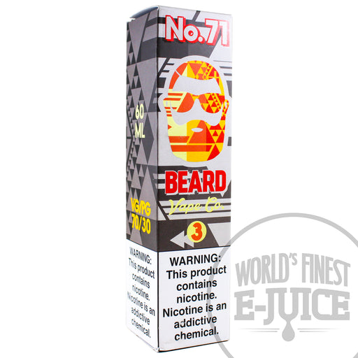 Beard Vape Co. E-Juice - No. 71