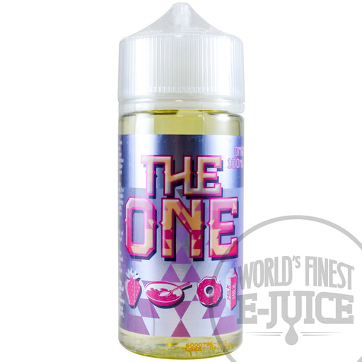 Beard Vape Co. E-Juice - The One (Strawberry)