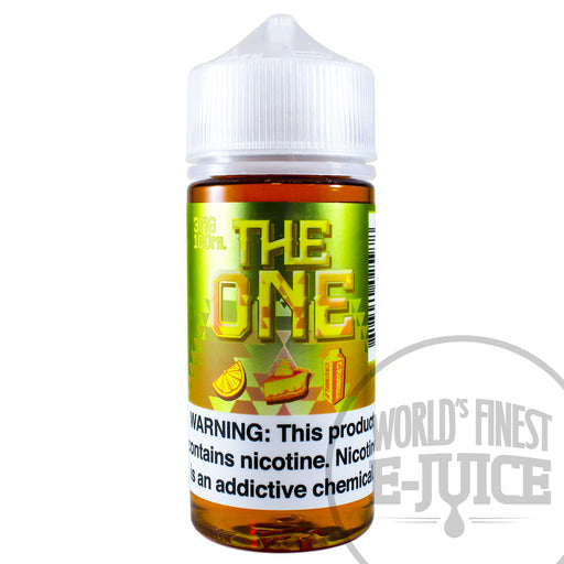 Beard Vape Co. E-Juice - The One (Lemon Crumble Cake)