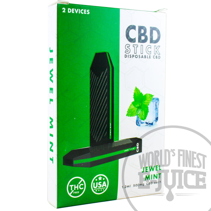 CBD Stick - Disposable CBD Device