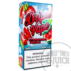 Drip'n Vape E-Juice - Strawberry Melon Ice