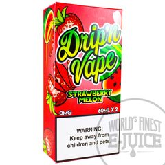 Drip'n Vape E-Juice - Strawberry Melon